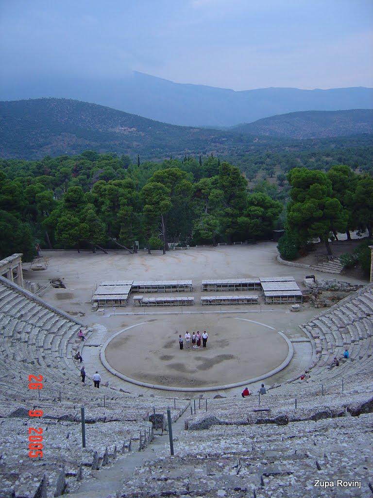Stopama sv. Pavla po Grčkoj 2005 - DSC05574.JPG