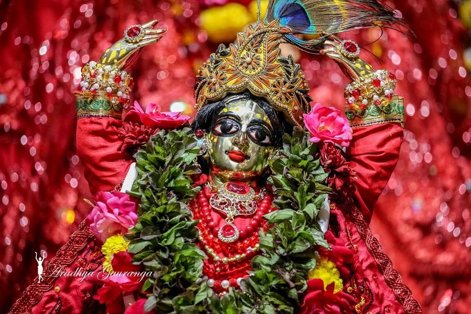 ISKCON Mayapur Deity Darshan 06 Jan 2015 (27)
