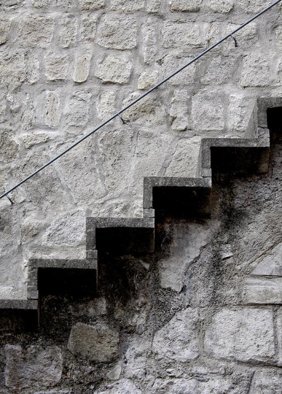Scala...di grigi di ETTORE STABILINI