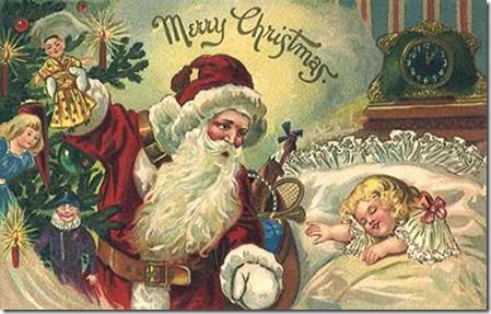 imágenes vintage navidad (4)