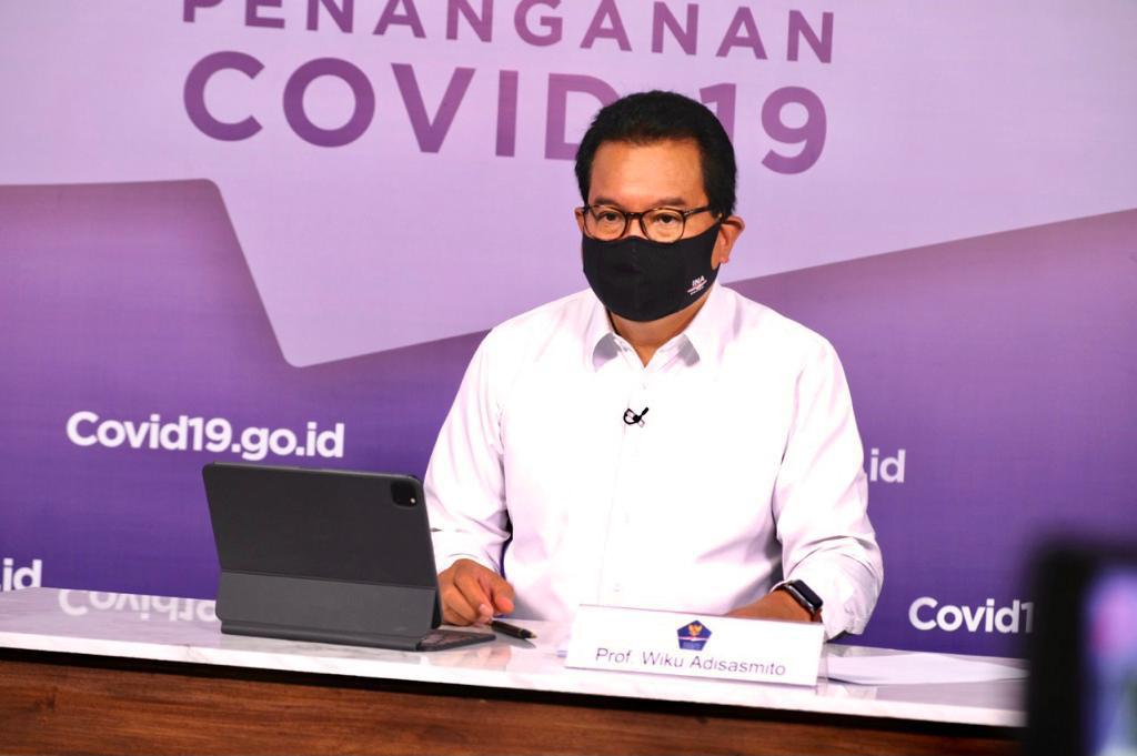 Satgas Covid-19 Dorong Evaluasi Laboratorium Seluruh Indonesia