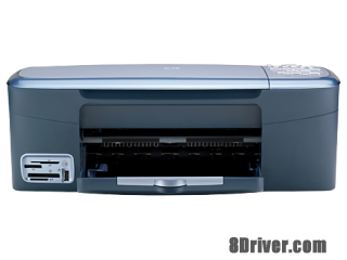Free download HP PSC 2355p All-in-One Printer drivers and install
