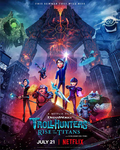 Trollhunters Rise of the Titans Hindi Dub Free Download