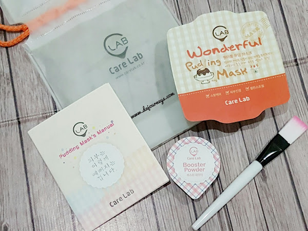 [Review] Wonderful Pudding Mask by Care Lab