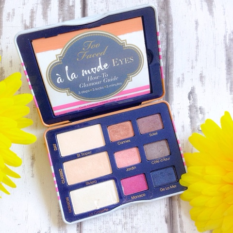 Too Faced A La Mode Eyes Eyeshadow Palette