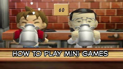 pemain dapat melaksanakan acara yang cukup menyenangkan untuk mengisi waktu luang yaitu de Cara Bermain Mini Games di HM AWL