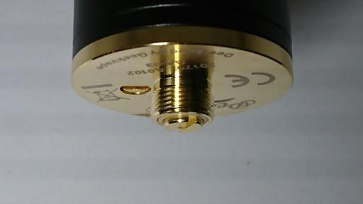 DSC 2104 thumb%25255B3%25255D - 【RDA】「Geekvape Peerless RDA」レビュー。24mm爆煙大型コイルビルド可能な高級感あふれるドリッパー!!ボトムフィード対応【ギークベープ/ビルド/電子タバコ】