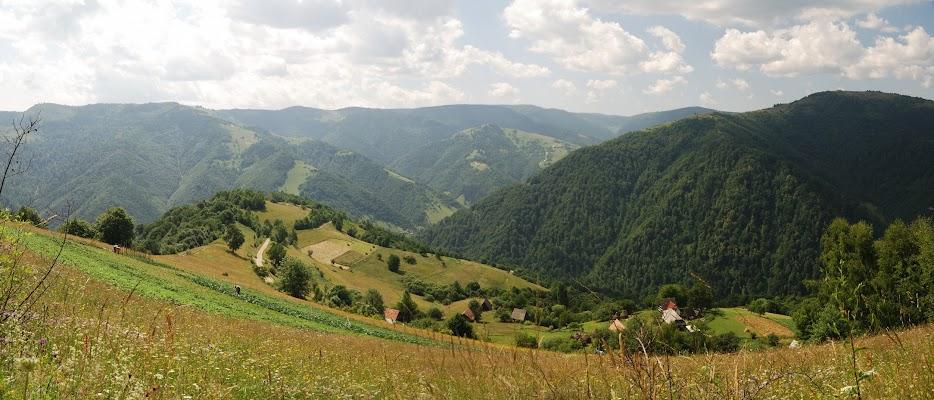 Gilaului Berge bei Marisel