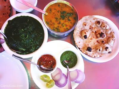 CarouLLou.com Carou LLou in India food +