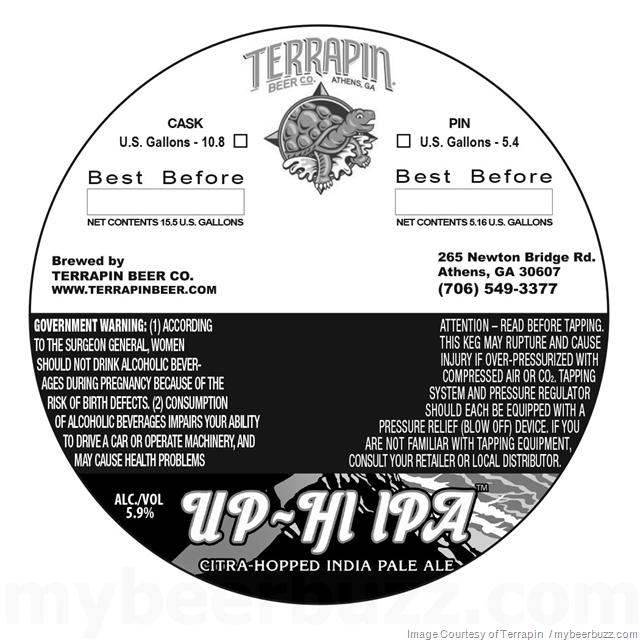 Terrapin - Up-Hi IPA