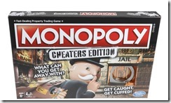 Cheater Monopoly