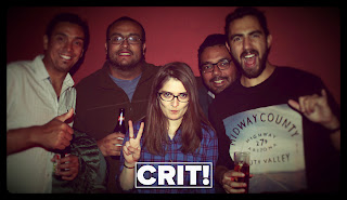 CRIT! #35 2015-02-05 17