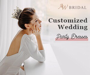 Gorgeous Brides with AWBridal