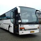 Setra van Besseling travel bus 509 (Met het nieuwe logo van Besseling)