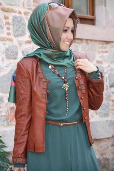 Model Hijab Turkish Style 2016 Styles 7