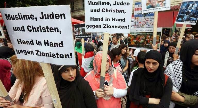 Europe tells Jews