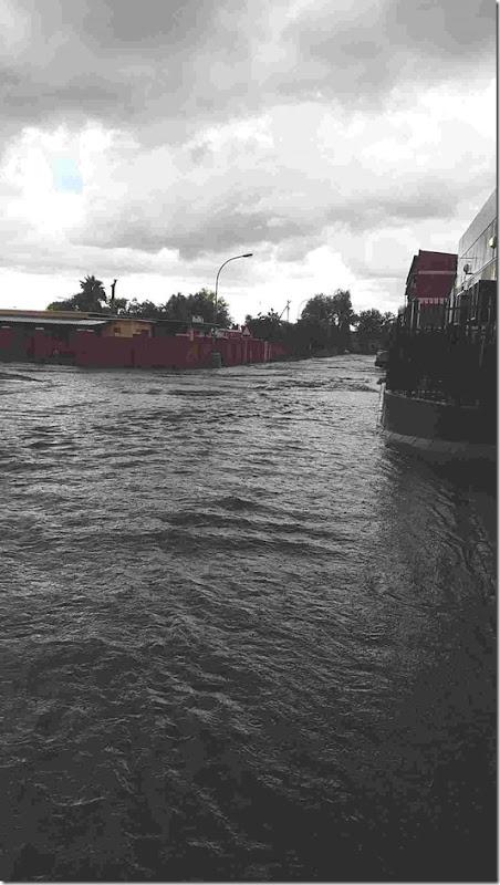 small flood