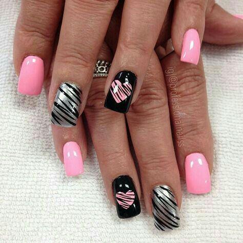 elegant nail art designs for 2017 ⋆ fashiong4