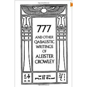 777 And Other Qabalistic Writings Of Aleister Crowley Image