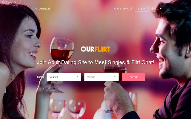 Dating adult site flirt