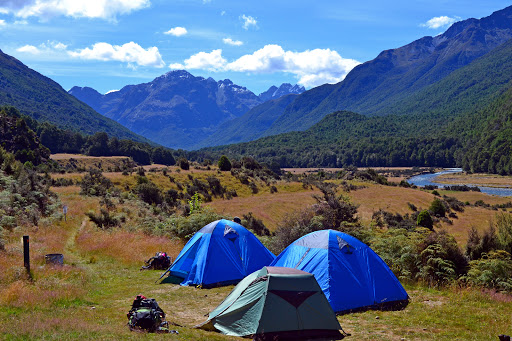 Backpacking Outreach on South Island