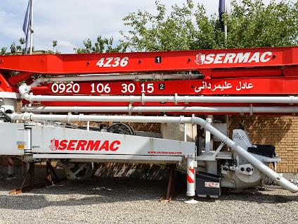 mirmojtaba mousavi - Google+پمپ بتن دکل سرماک ایتالیا SERMAC