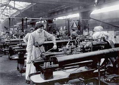 Apuntes de un cronopio: Pasado, presente y futuro de la lucha de la mujer  trabajadora