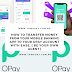 How to fund your opay account directly from your mobile banking app [ Be Your Own Agent]