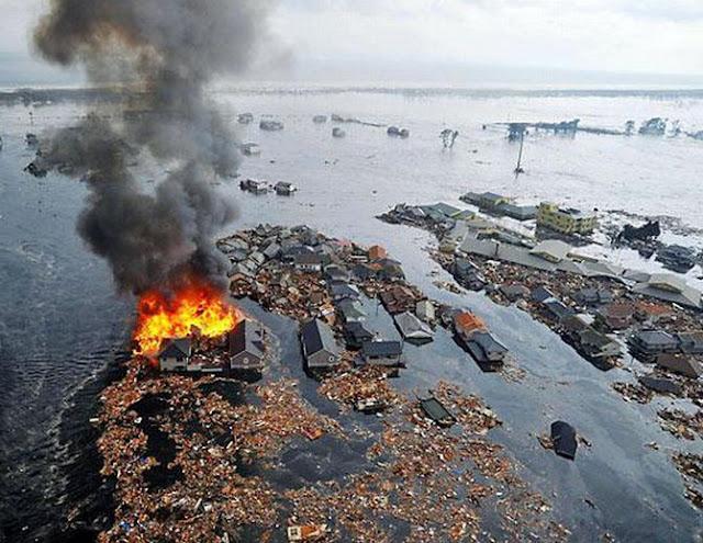 Tsunami – Japão 2011 - As melhores imagens da tragedia... Fotos-do-japao-27