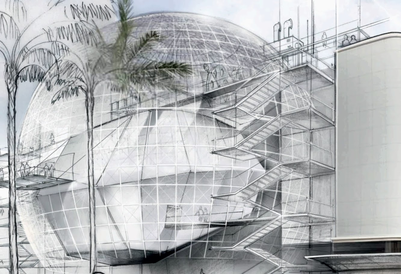 Los Angeles, California, Stati Uniti d'America: Academy Museum of Motion Pictures by Renzo Piano