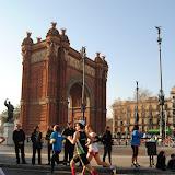 Mitja Marató Barcelona 2012