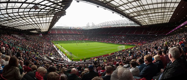Old Trafford - Home of Manchester United