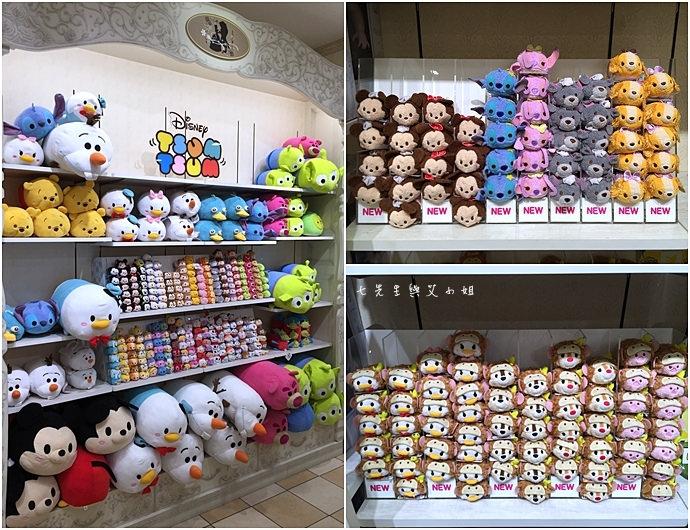 23 日本東京購物原宿白色迪士尼Disney Store