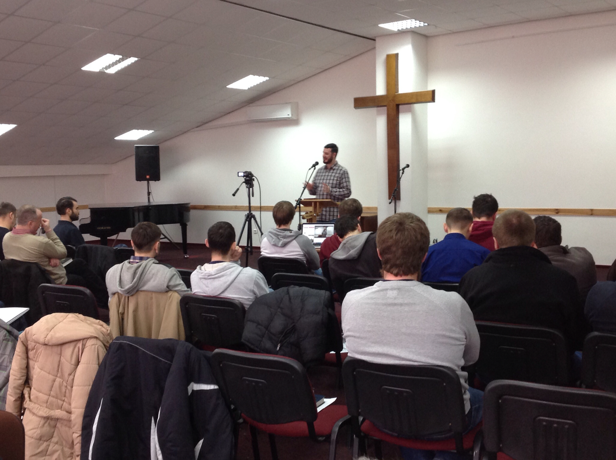 Calvary Chapel Ukraine Pastors and Leaders Conference and