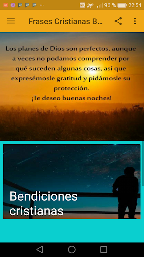 Frases Cristianas De Buenas Noches By Creative Image Apps