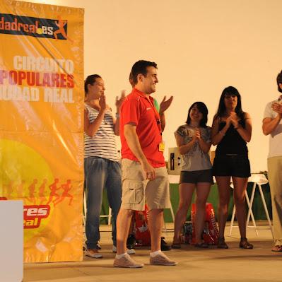 Carrera de Piedrabuena 2012 - Trofeos
