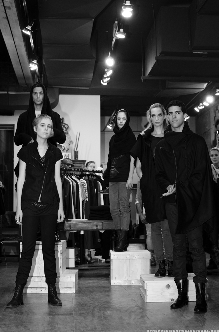 A New Cross for Redeem - Fall Winter 2011