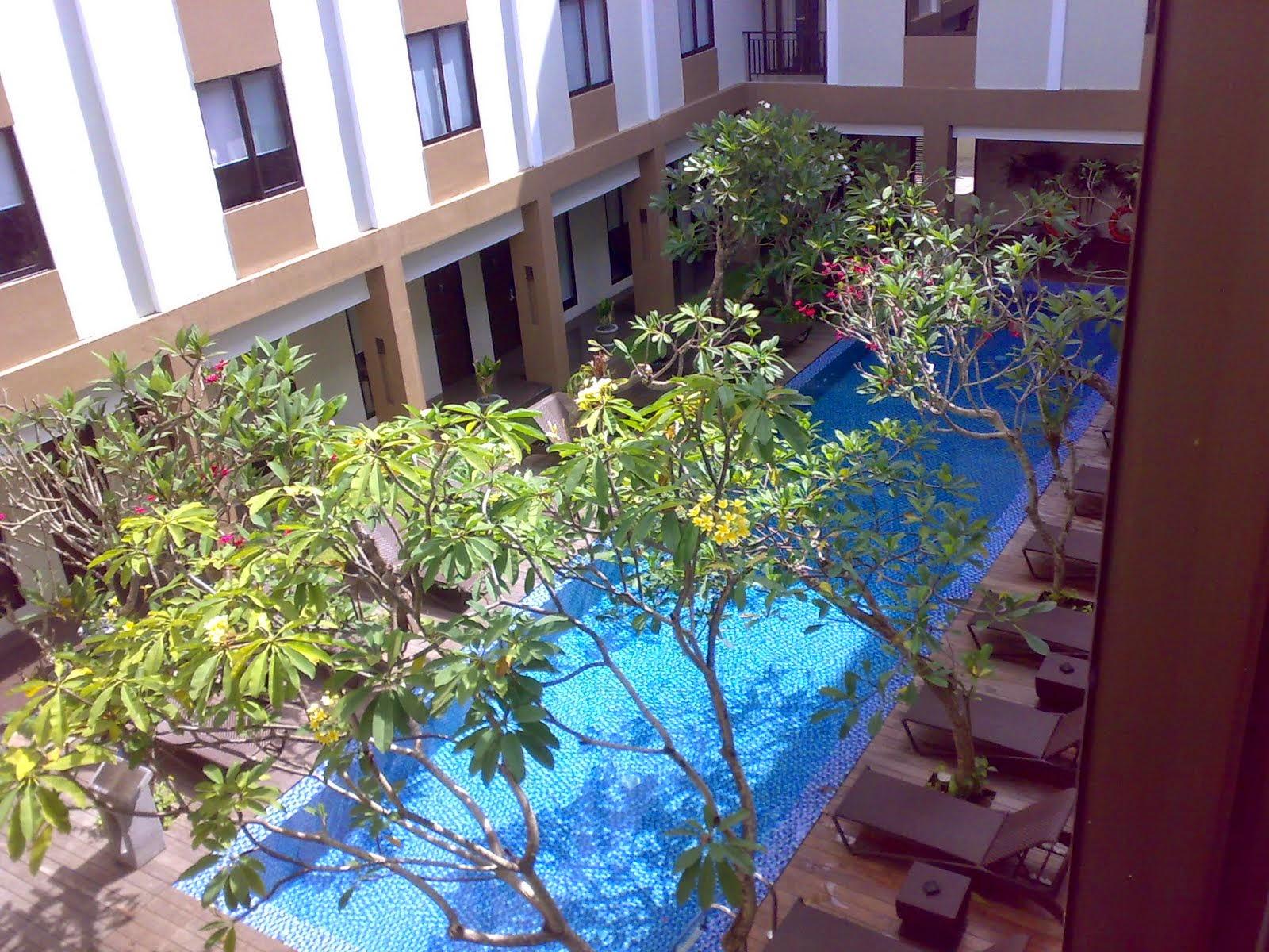 hotel di kuta bali dengan private pool