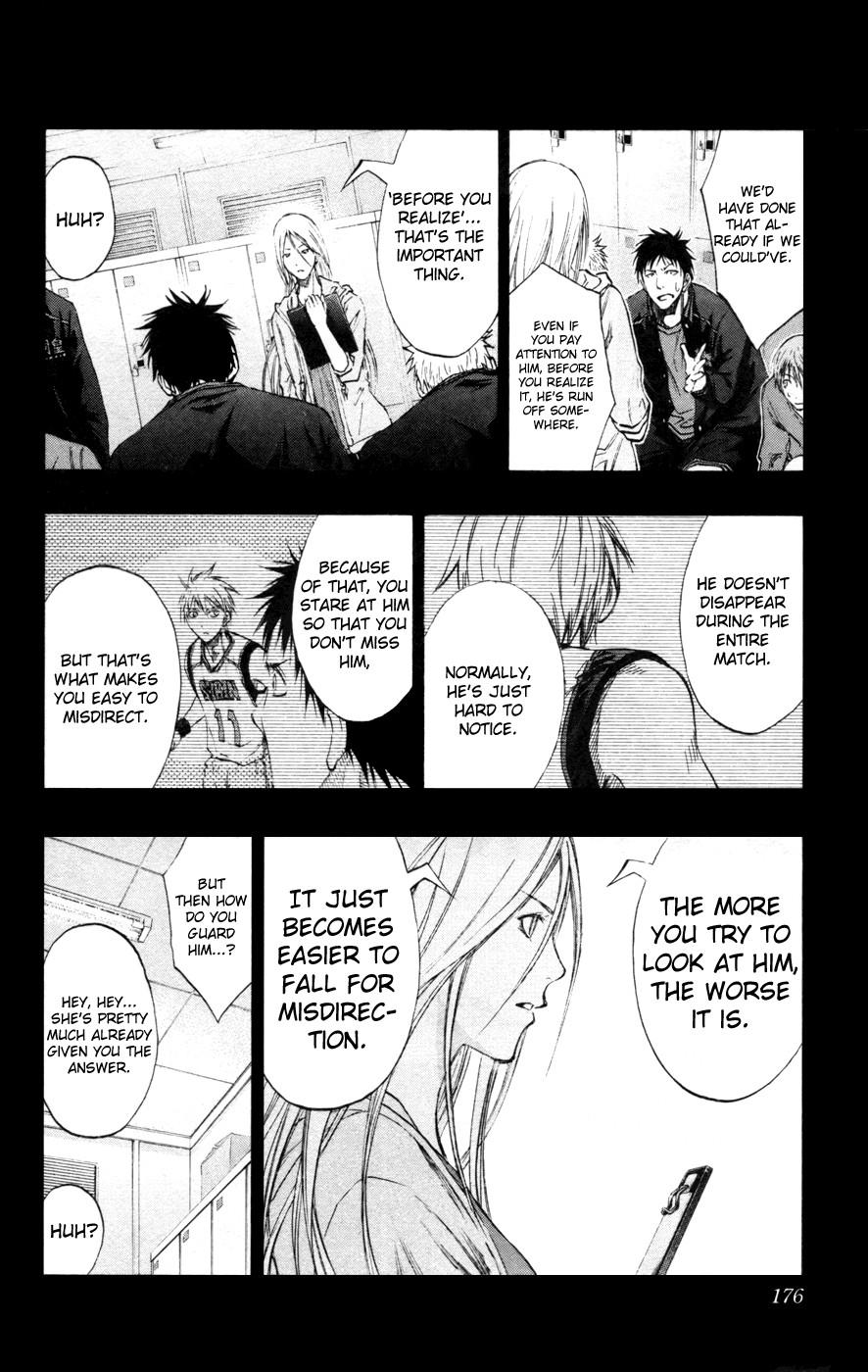 Kuroko no Basket Manga Chapter 126 - Image 12