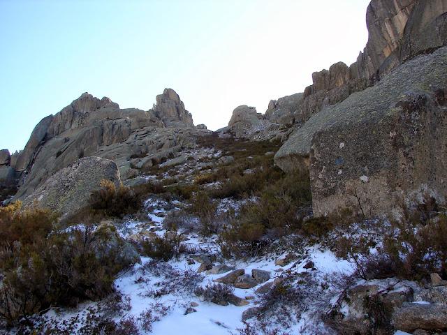 Senderismo Canto Cochino - Yelmo - El Tranco