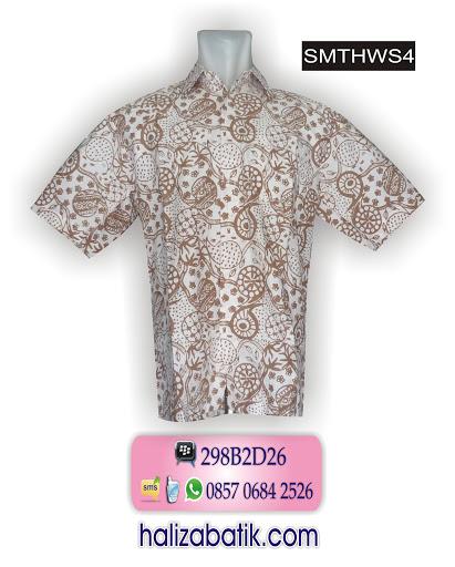 SMTHWS4 Batik Modern, Grosir Pakaian Murah, Mode Batik Modern, SMTHWS4