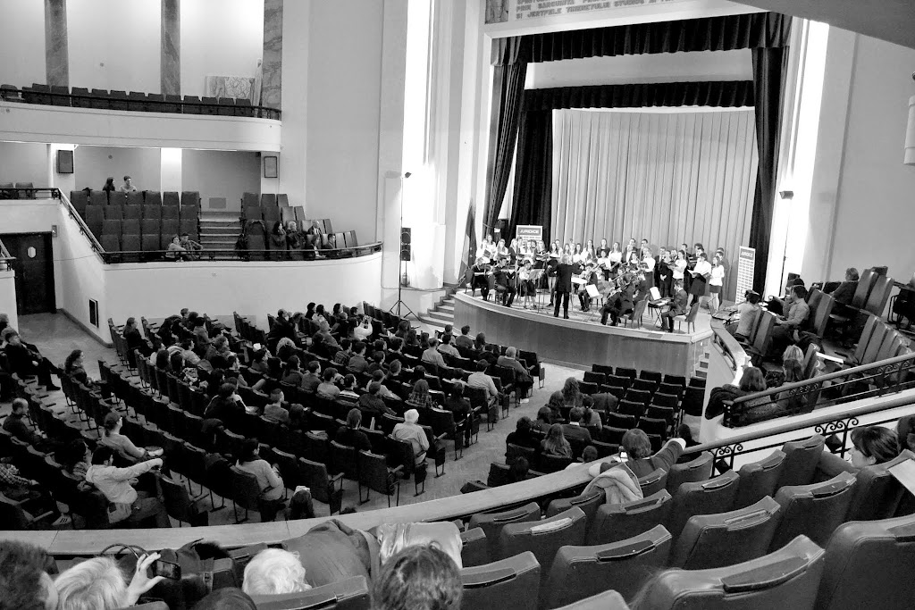 Concertul de Pasti, Corul si Orchestra Universitatii din Bucuresti (2015.04.07) - (5)