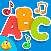 Kids ABC Letter Puzzles & Song