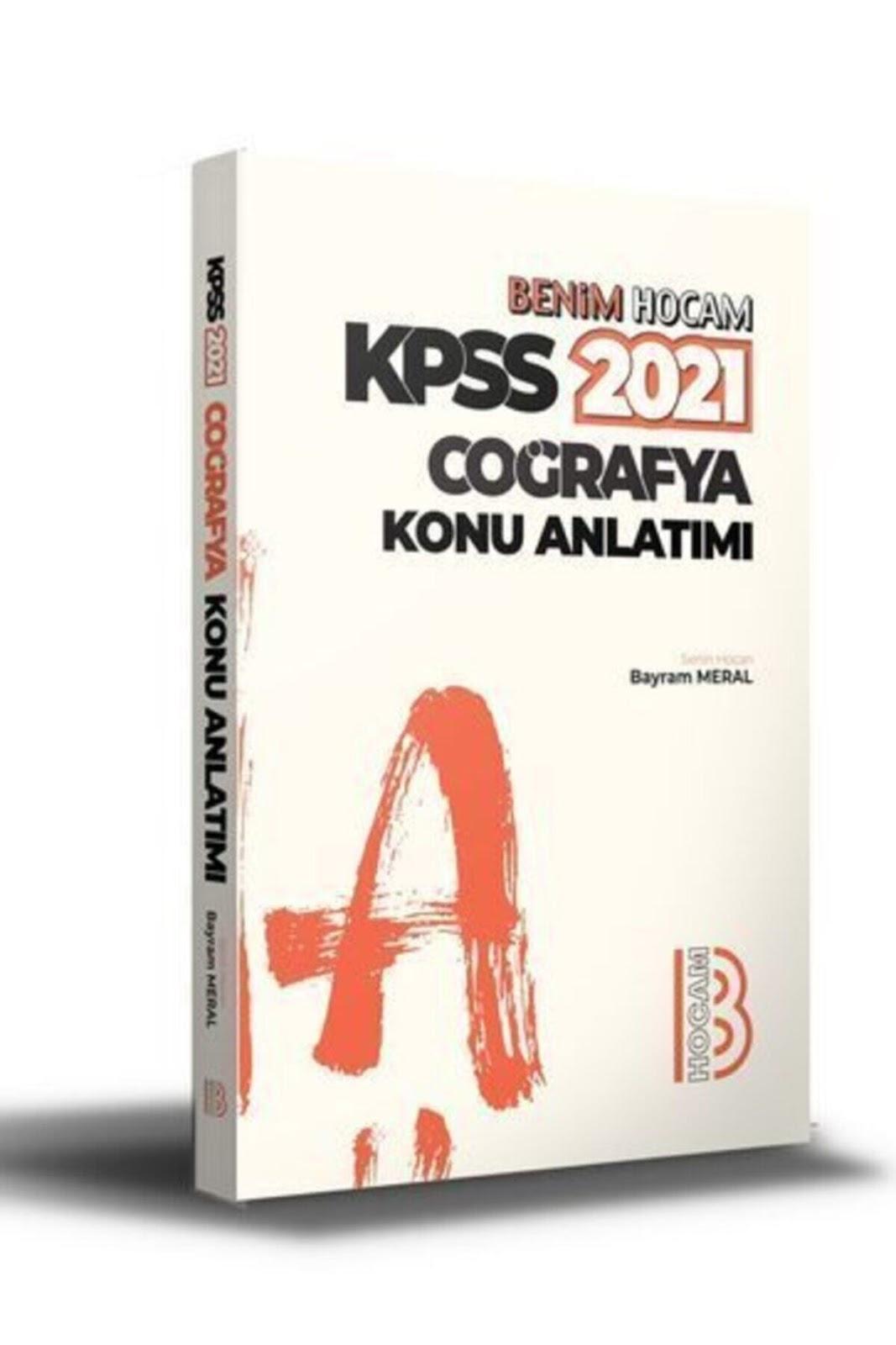 Benim Hocam Yayınları - KPSS Coğrafya - Konu Anlatımı