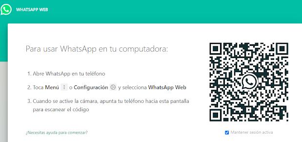 WhatsApp Web ya no funcionará en estos computadores el 2021