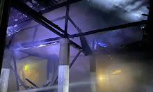 Masjid Assalihin Nanga Koman Terbakar, Berikut Keterangannya