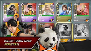 Download Gratis Game Tekken Apk MOD Android All Region Free 0.4.1