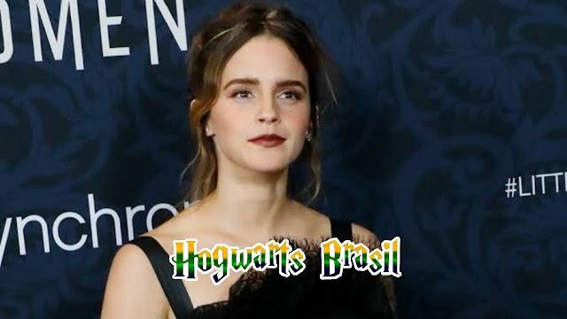 Emma Watson a Hermione de Harry Potter anda meio sumida das redes sociais, mas o que ela tem feito desde 2019 até os dias atuais