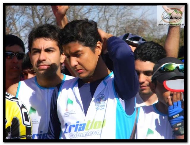 10 fotos del duatlon en La Merced, Catamarca