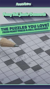 Penny Dell Jumbo Crosswords- screenshot thumbnail
